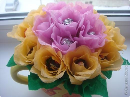 Еще цветочков вырастила немножко...:-)) фото 2