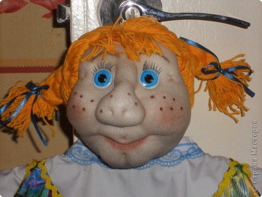 все куколки сделаны по МК мастериц этого сайта фото 1