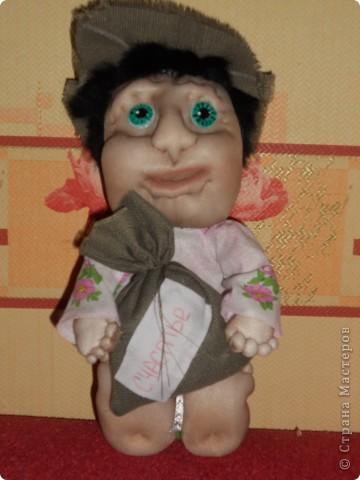 все куколки сделаны по МК мастериц этого сайта фото 4