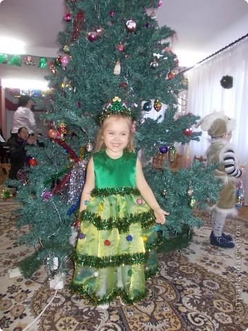 "Платье "" ЕЛОЧКА"" фото 2"