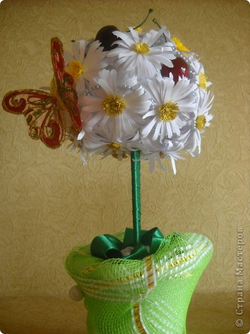 чудо цветок ромашка фото 1