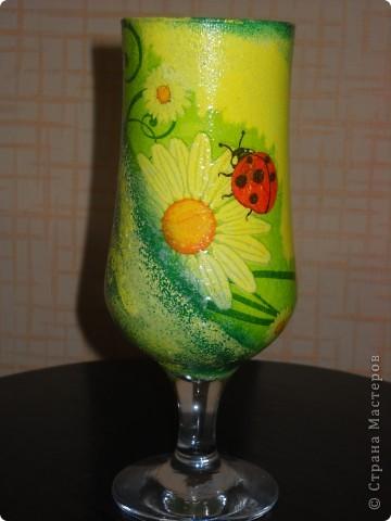 ваза для весенних цветов фото 2
