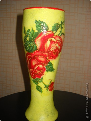ваза для весенних цветов фото 7