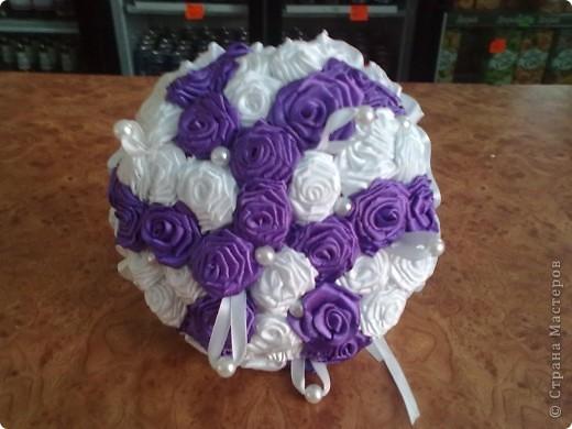букет невесты (дублер) фото 1