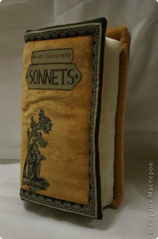 Подушка-книга. Размеры: 40-25-7см. фото 1