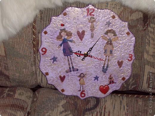 """Часы-близнецы """"Розового слоника"""", но на самом деле техника отличается.  фото 4"""