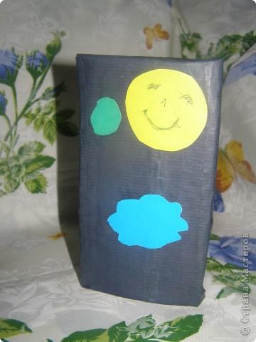 """Саночки. Картон, акриловые краски, кусочек """"бархатной бумаги. фото 10"""