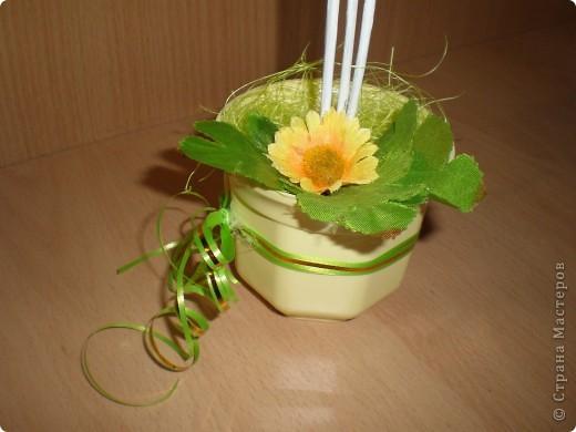 Коллегам по работе приготовила в подарок ромашковый лес фото 9