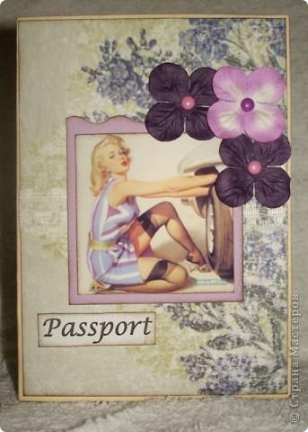 мужская обложка на паспорт фото 6