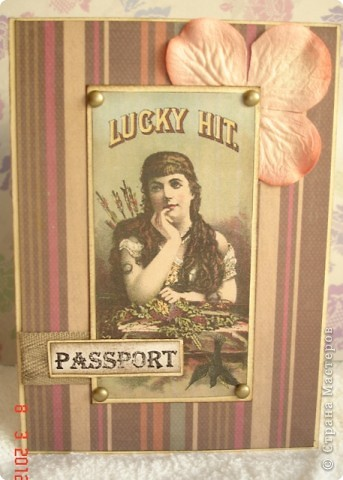 мужская обложка на паспорт фото 8