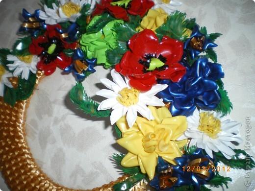 Цветы из бутылок фото 2