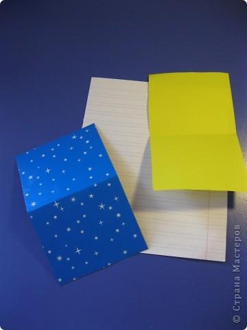 предлагаю сделать такую телефонную книгу или просто блокнотик. фото 2