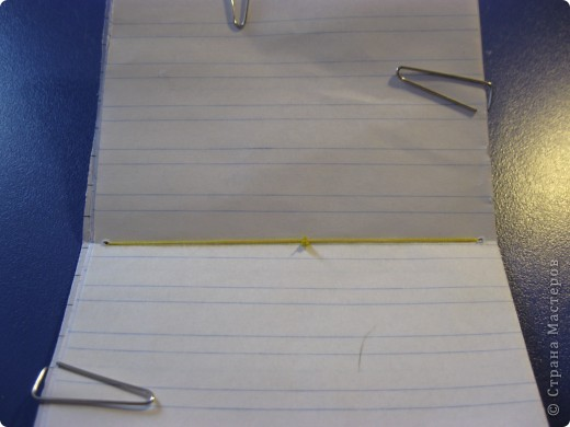 предлагаю сделать такую телефонную книгу или просто блокнотик. фото 10