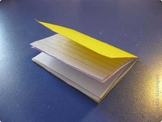 предлагаю сделать такую телефонную книгу или просто блокнотик. фото 12