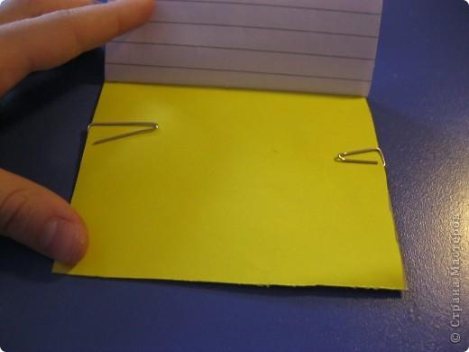 предлагаю сделать такую телефонную книгу или просто блокнотик. фото 13