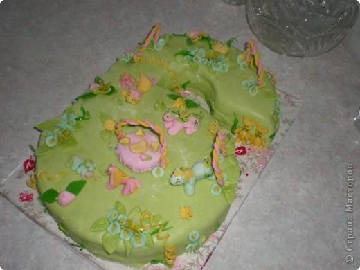 ...вот такой тортик... фото 1