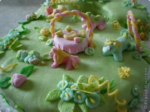 ...вот такой тортик... фото 2