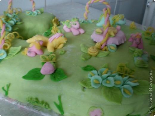 ...вот такой тортик... фото 3