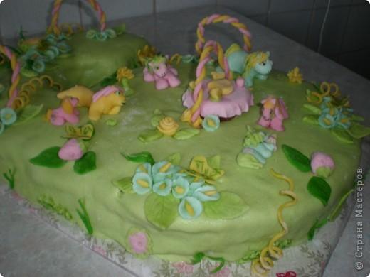 ...вот такой тортик... фото 4