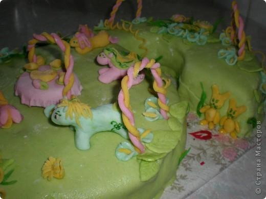 ...вот такой тортик... фото 5