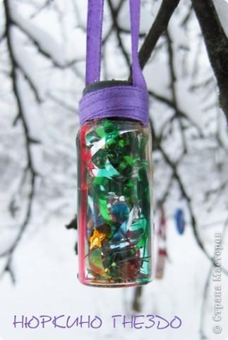 Обычные стеклянные баночки из-под лекарств фото 1