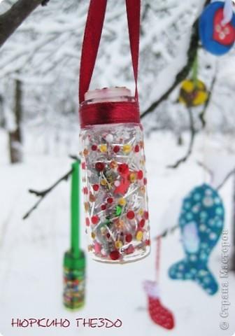 Обычные стеклянные баночки из-под лекарств фото 5