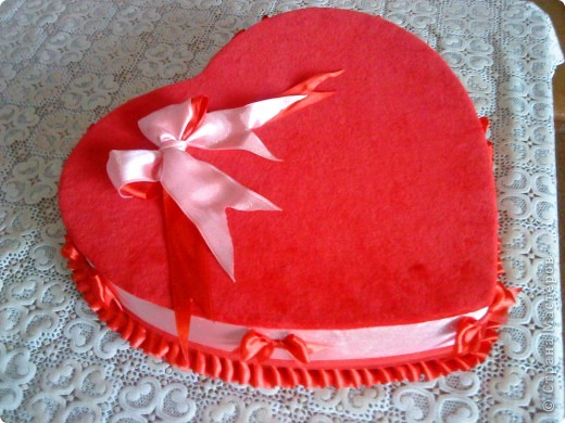 Шкатулка Сердечко фото 1