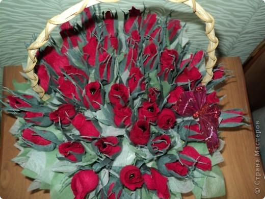 Букеты из конфет. фото 2