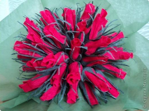 Букеты из конфет. фото 8