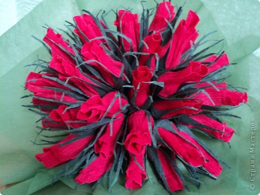Букеты из конфет. фото 9