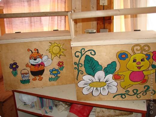 Подарок для папы.Украшение пчеловодного инвентаря . фото 3