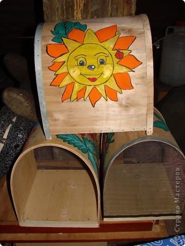 Подарок для папы.Украшение пчеловодного инвентаря . фото 12