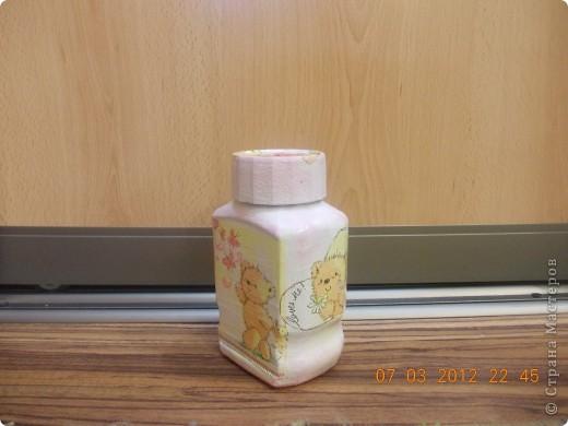 Желтенькая подсолнечная баночка фото 3