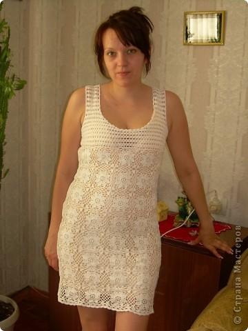 Платье с мотивами фото 2