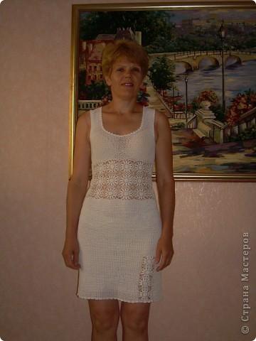 Платье с мотивами фото 1