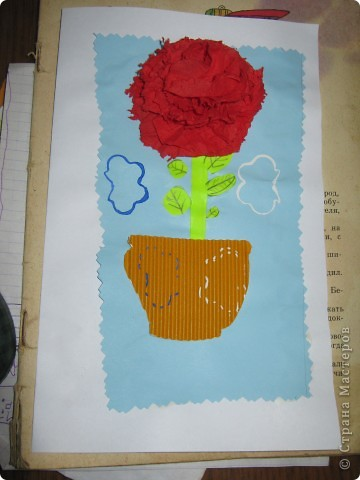 Подарок другу- Любимый цветок Гвоздика!!!