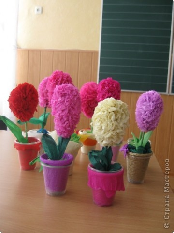 А это работы маминых учеников мамам к 8 марта фото 1