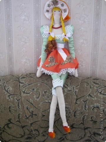 Знакомьтесь - это моя небесная фея - Ангелика! фото 10
