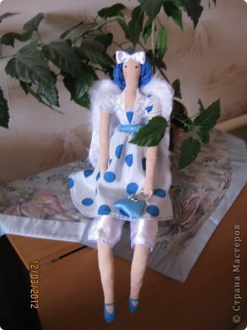 Знакомьтесь - это моя небесная фея - Ангелика! фото 1