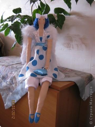 Знакомьтесь - это моя небесная фея - Ангелика! фото 2