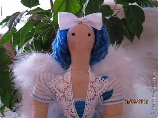 Знакомьтесь - это моя небесная фея - Ангелика! фото 3