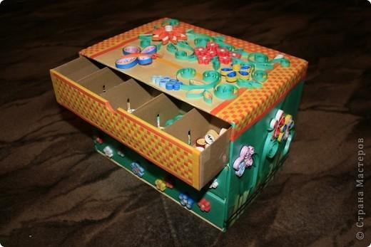 Общий вид коробочки фото 2