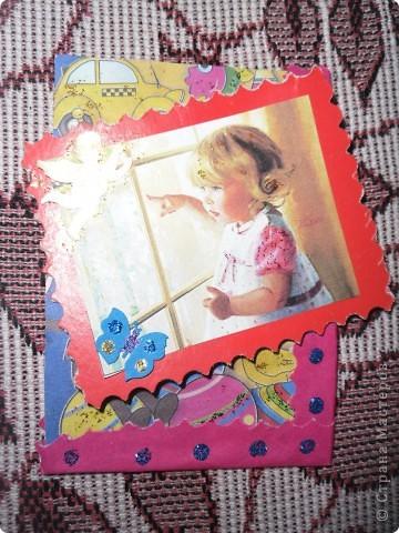 Такая серия карточек получилась у меня фото 2