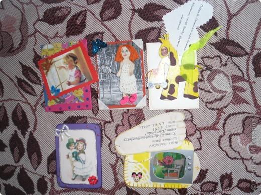 Такая серия карточек получилась у меня фото 8