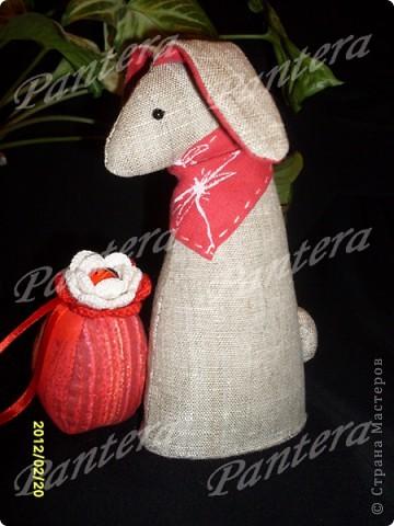 Начавшийся отпуск я отметила появлением вот этого кролика.   фото 3