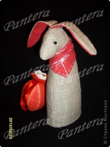 Начавшийся отпуск я отметила появлением вот этого кролика.   фото 4