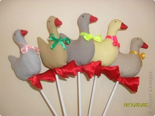 тильдовские гусята