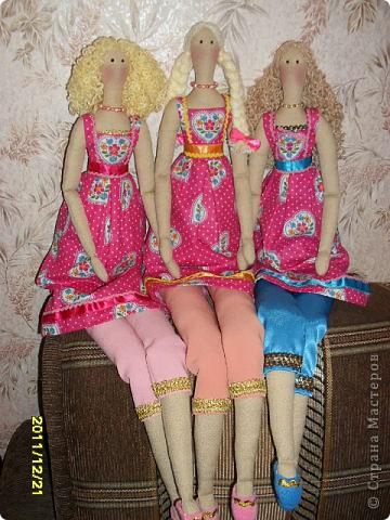 Тильды куклы фото 1