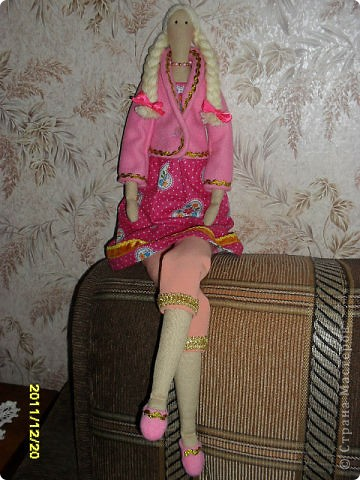 Тильды куклы фото 3
