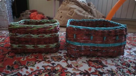 две коробочки для сестры. С других ракурсов фотки никак не открываются а коробочки уже подарены:(  фото 1